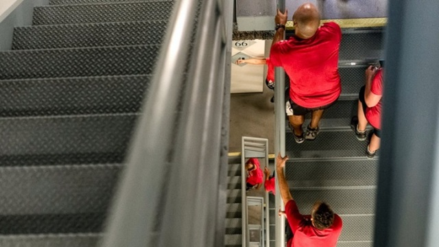 Stair Climb for LA: Go Up, Up, Up Downtown