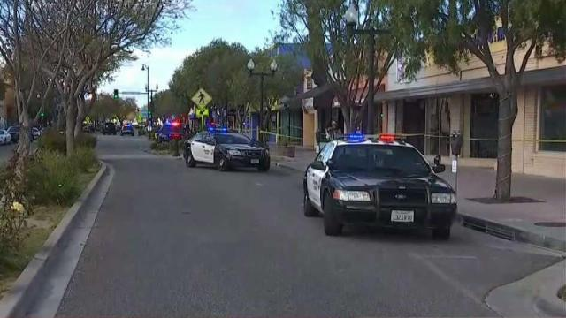 Officers Injured, Man With Sword Killed in Shooting at Church of