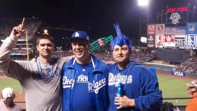 news jonathan denver dodgers fatally stabbed during fight following game giants francisco