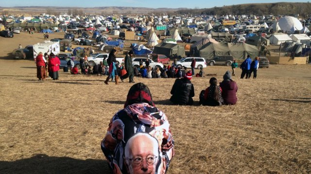 Dakota Access Pipeline Route Denied, Sioux Leader Says