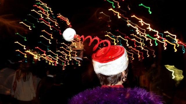 Altadena Awe: Christmas Tree Lane
