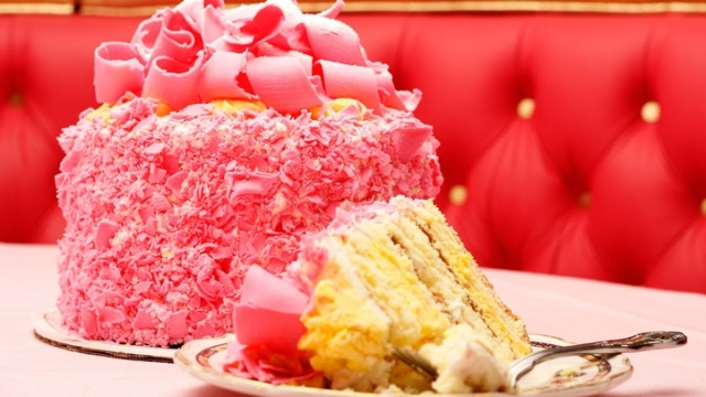 The Return of Madonna Inn Pink Chocolate