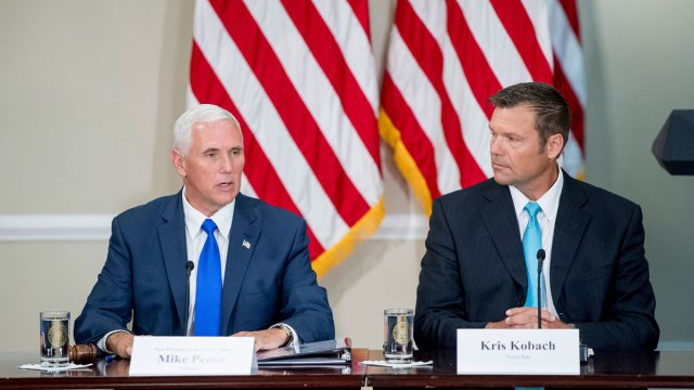 Trump Voting Commission Criticized for Lack of Transparency