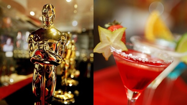 Oscar Weekend: Parties, Costumes, Movie Tour