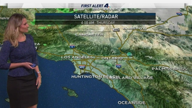 It'll be another cool and cloudy day. Crystal Egger has your First Alert Forecast on Thursday, Dec. 8, 2016.