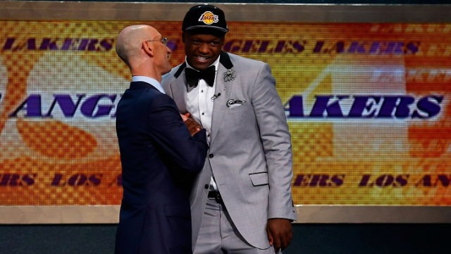 Lottery Day: Lakers Look to Get Lucky