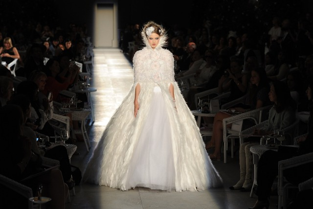 Best of the Fall 2012 Couture Shows