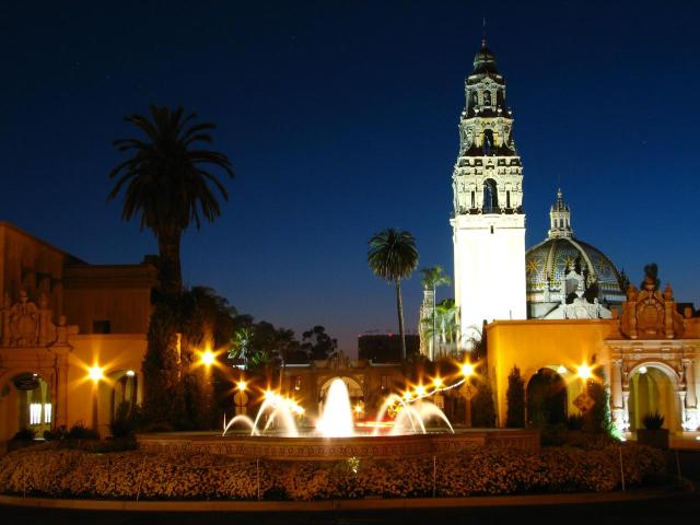 Things to Do in Balboa Park November 2011
