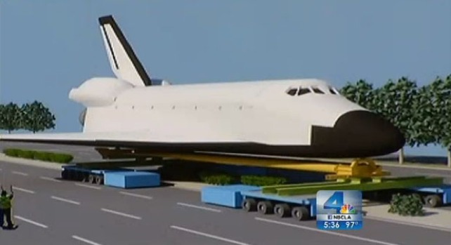 [LA] Hello Endeavour, Goodbye Trees