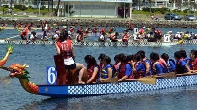Long Beach Tradition: Dragon Boat Races