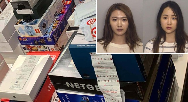Photos: $900K Worth of Merchandise Recovered in a Well-Know Gift Card Scam