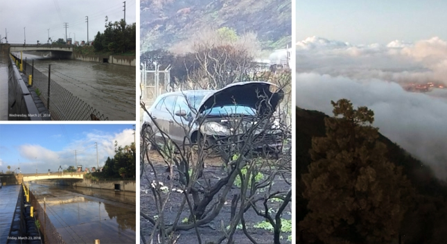 After the Storm: Photos From Around Southern California