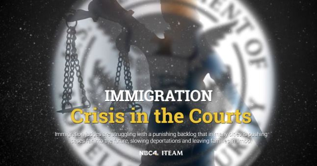 Immigration Courts Are on the Verge of Collapse
