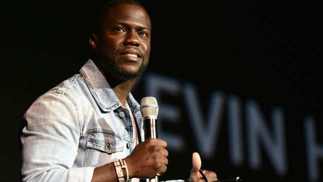 Kevin Hart Named in $60M Suit by Woman in 2017 Sex Tape