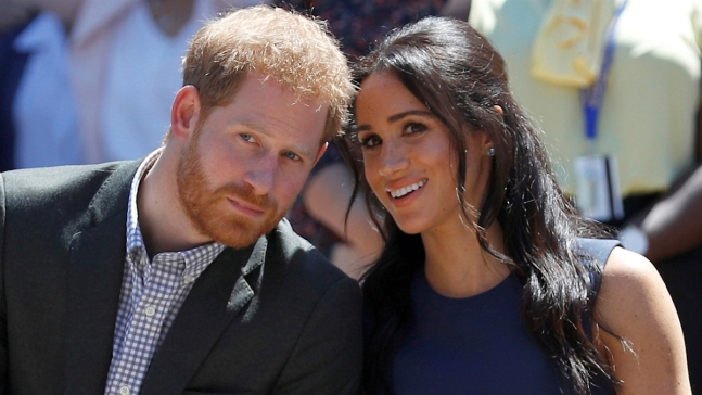 Meghan & Harry's Baby May Have 'Star-Studded' Godparents