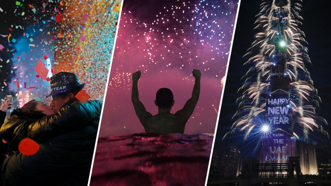 A New Year: Ringing in 2019 Across the World