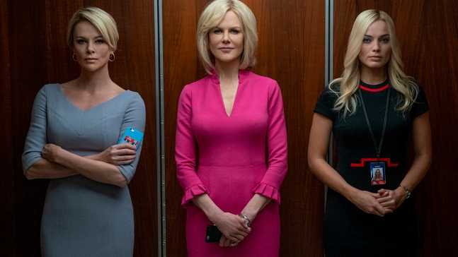 See Charlize Theron Play Megyn Kelly in 'Bombshell' Trailer