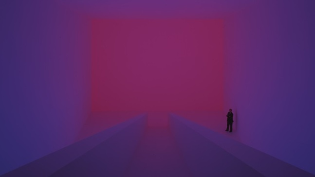 The Huge Hue Art of James Turrell