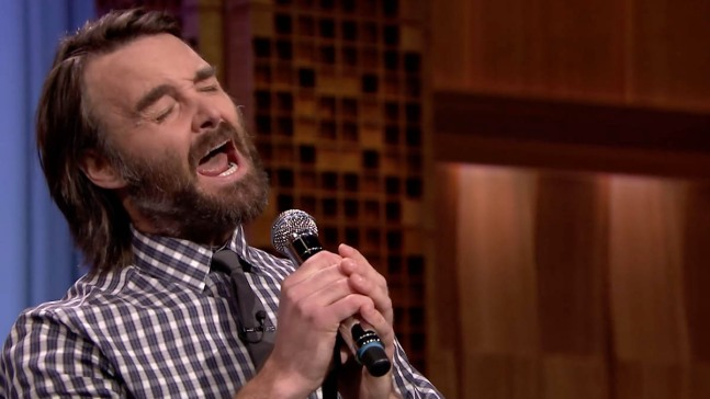 WATCH: Will Forte Sings Ode to His Beard