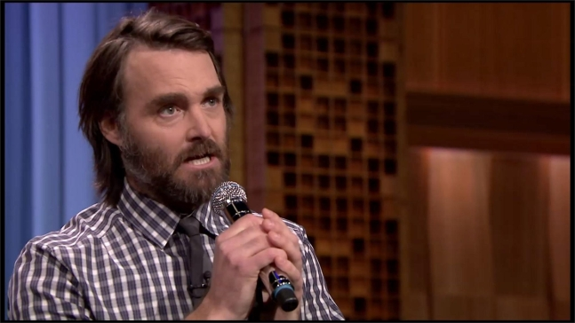 """Watch: Will Forte Sings an Ode to His Beard on """"Tonight"""""""