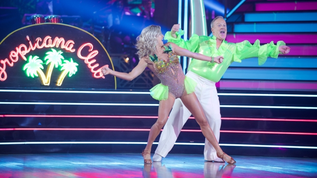 Trump Calls for Spicer Votes on 'Dancing with the Stars'