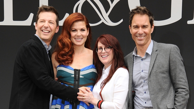 'Will & Grace' Stars Talk Legacy as Show Turns 20