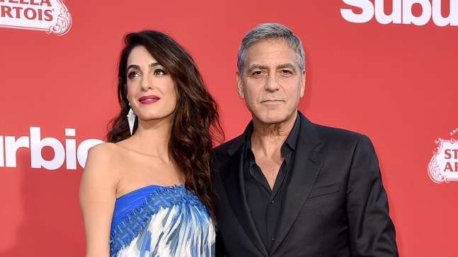 We're Behind You: Clooney's Letter to Parkland Students