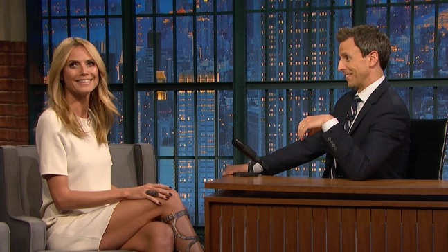 "Heidi Klum's Craziest ""America's Got Talent"" Contestant"