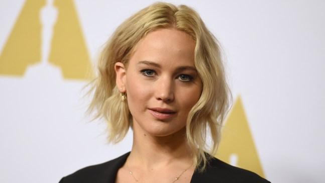 Jennifer Lawrence Donating $2M to Hospital