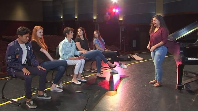 Lucie Arnaz Gives Back to Students in Musical Theater