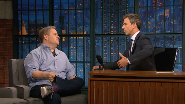 'Late Night': Oswalt on the Meaning of His New Special