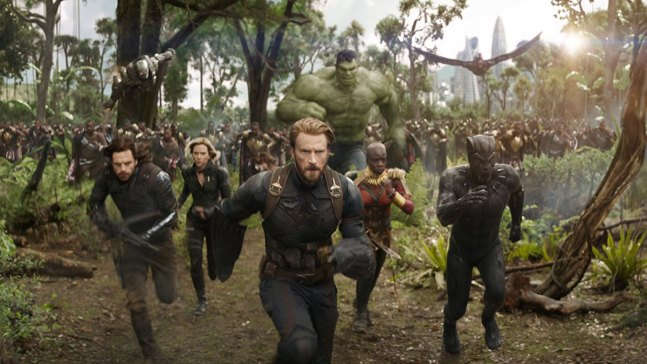 Chris Evans Done With Marvel Following Infinity War Sequel