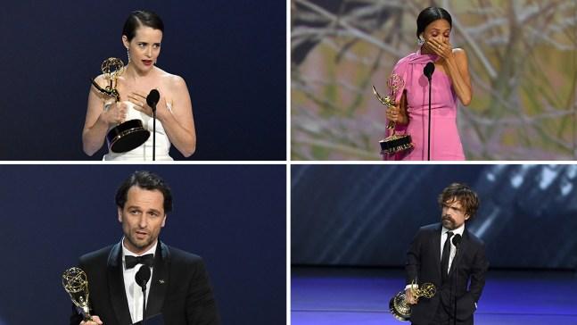 One Marvelous Night: Stars Shine at 2018 Emmy Awards