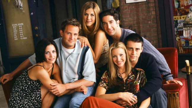 25 Years Later, a New Generation Gets Immersed in 'Friends'