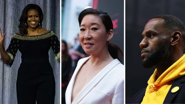 Time's Top 100 Most Influential People of 2019