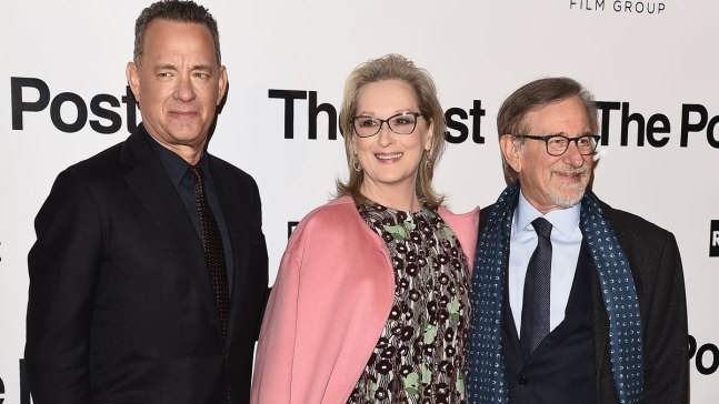 Lebanon Bans 'The Post' Over Spielberg's Support for Israel