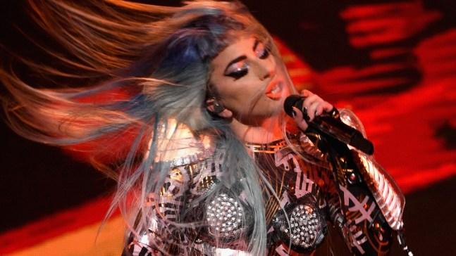 Lady Gaga Gets Political During Enigma Performance