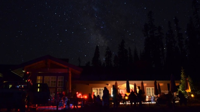 The Cosmic Pleasures of a Dark Sky Fest