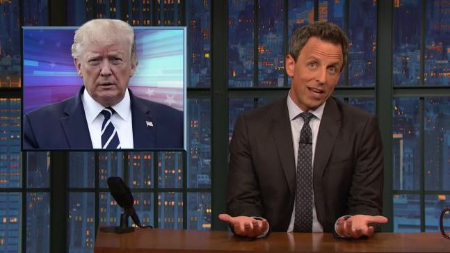 'Late Night': A Closer Look at Trump's Recession Comments