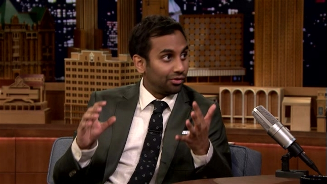 Aziz Ansari Is Donald Trump's Favorite Comedian