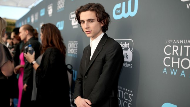 Chalamet to Donate Salary From Woody Allen Film
