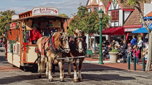 Solvang's Month-Long Julefest Is Merry and Major