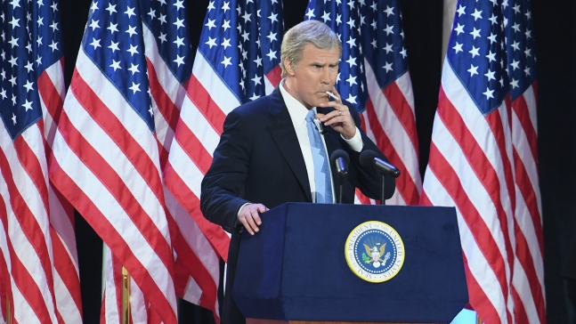 Will Ferrell Returns as Bush for 'Not the WH' Event