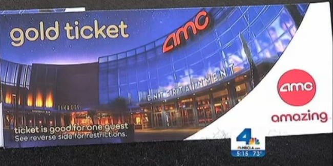 AMC To Add Surcharge Movie Tickets Bought At Costco