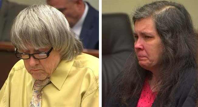 Couple Pleads Guilty in Riverside County Child-Torture Case