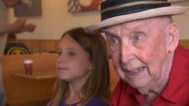 Donations Help World War II Veteran