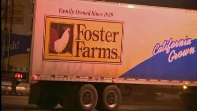 Foster Farms Plant Reopens After Cockroach Cleanup