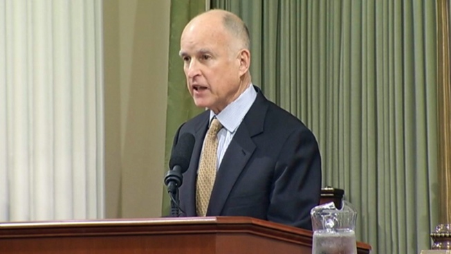 Gov. Jerry Brown Unveils Spending Plan Update After Tax Revenue Boost, Added Costs