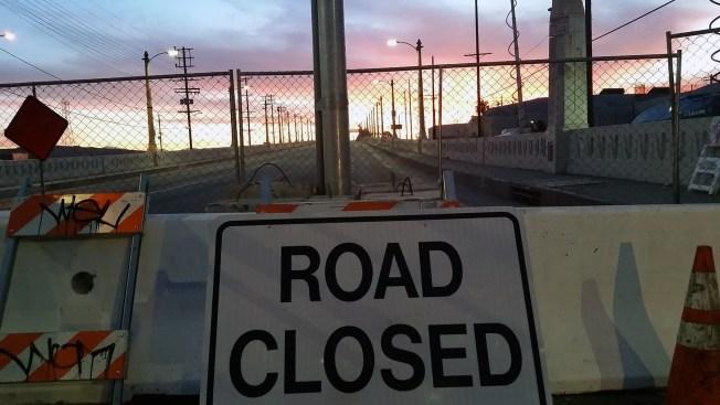 [LA GALLERY] End of a Landmark: Sixth Street Bridge