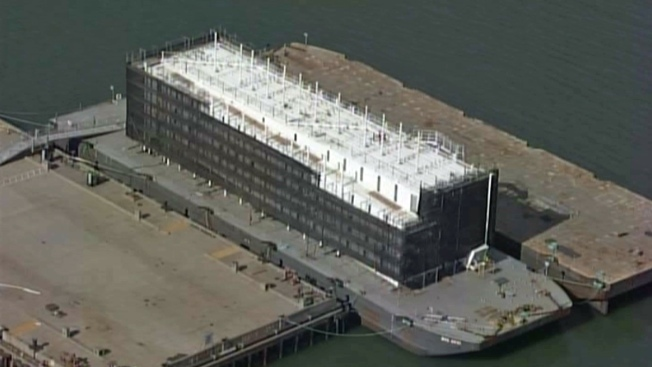 State: Google's Mystery Barge Must Move